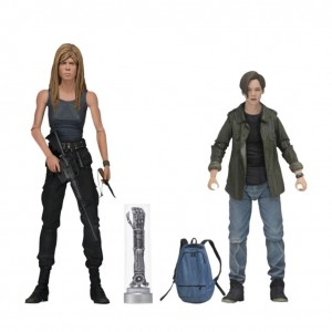 Pack Sarah Connor e John...