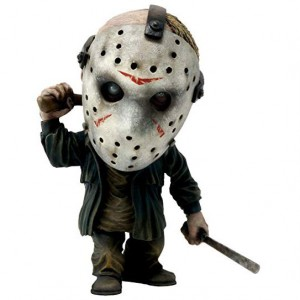 Jason Voorhees Deluxe -...