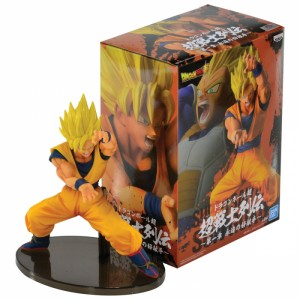 Goku Super Saiyajin - Match Makers - Banpresto